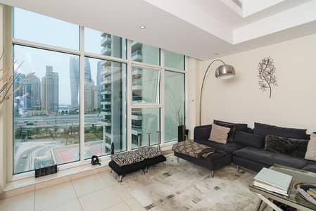 2 Bedroom Flat for Rent in Jumeirah Lake Towers (JLT), Dubai - Peaceful | Vacant | Bigger Layout | Unfurnished