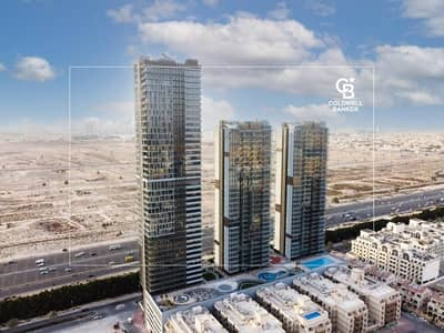 3 Bedroom Flat for Rent in Jumeirah Village Circle (JVC), Dubai - Brand New 3BHK Stunning view Higher Floor Call now