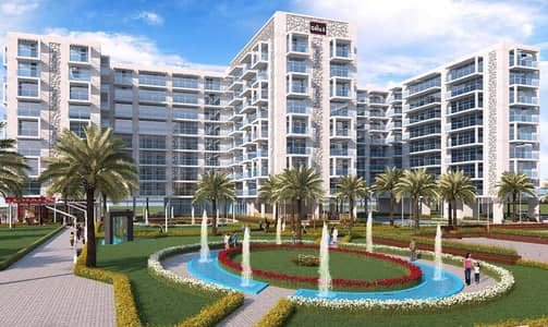2 Bed on Developer Payment Plan in Glitz at DSC