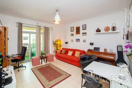 فلیٹ 1 غرفة نوم للبيع في ذا فيوز، دبي - One Bedroom   Good Size   Vacant On Transfer