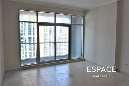 شقة 1 غرفة نوم للايجار في دبي مارينا، دبي - Chiller Free   Very Well Maintained
