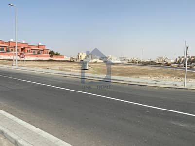 Plot for Sale in Khalifa City A, Abu Dhabi - For Sale Amazing residential land in khaliefa City A