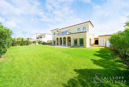 5 Bedroom Villa for Sale in Green Community, Dubai - 5 Bed Family Villa | Green Community West