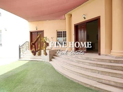 فیلا 7 غرف نوم للايجار في الكرامة، أبوظبي - Independent Villa | 7BR w/ Parking + Laundry Rm