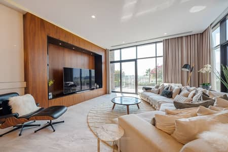 6 Bedroom Villa for Sale in DAMAC Hills (Akoya by DAMAC), Dubai - Fully Furnished Golf view  Paramount Villas 6 Beds