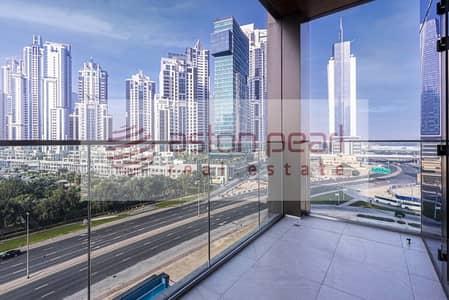 شقة 2 غرفة نوم للايجار في وسط مدينة دبي، دبي - Exclusive Spacious 2-Bedroom Apartment| Brand New