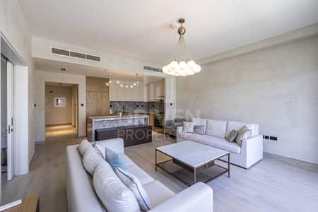 فیلا 4 غرف نوم للايجار في تاون سكوير، دبي - Upgraded and Brand New Villa | Pool View