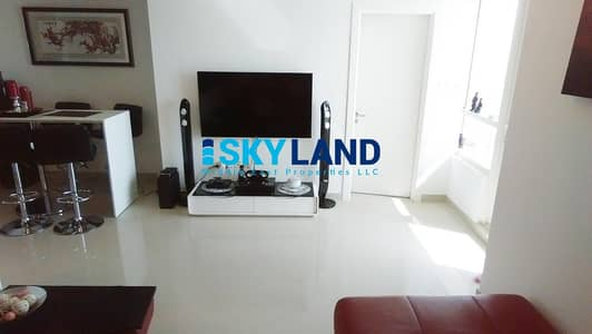 2 Bedroom Flat for Rent in Al Reem Island, Abu Dhabi - FULLY FURNISHED ! 2BR with Lake Views and 1FREE Parking!