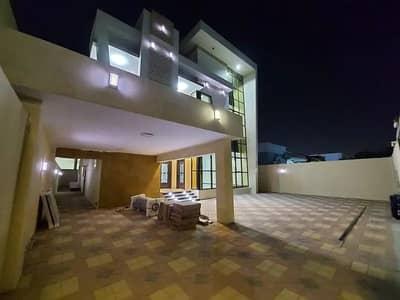 6 Bedroom Villa for Sale in Al Rawda, Ajman - I own a villa in the Emirate of Ajman in Al Rawda 3 area close to services