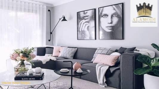 شقة 3 غرف نوم للبيع في المجاز، الشارقة - Own a duplex apartment overlooking Khalid Lake contains 3 bedrooms with maid room