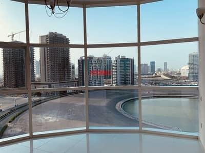 شقة 2 غرفة نوم للايجار في مدينة دبي الرياضية، دبي - UNFURNISHED BRAND NEW 2 BEDROOM OASIS TOWER FOR 44K