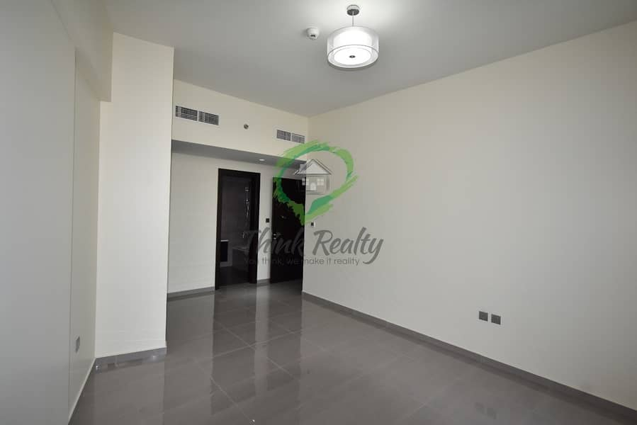 Chiller Free  3 Bedroom with Huge Balcony Sea & Canal View Ready to Move