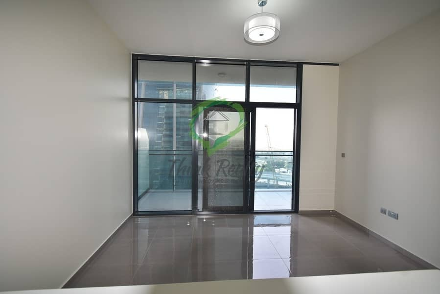 2 Chiller Free  3 Bedroom with Huge Balcony Sea & Canal View Ready to Move