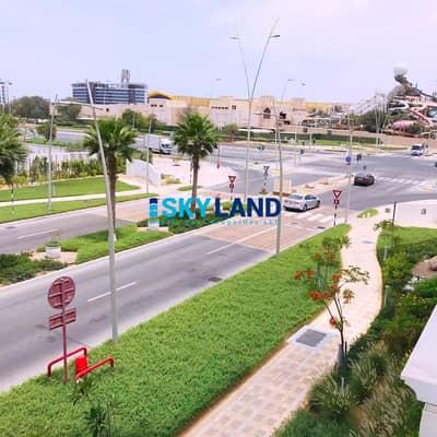 فلیٹ 1 غرفة نوم للايجار في جزيرة ياس، أبوظبي - Vacant ! Luxury 1BR+Laundry Room w/ Yas Waterworld Views