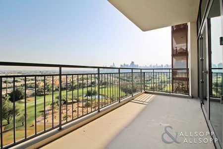 فلیٹ 2 غرفة نوم للبيع في ذا فيوز، دبي - Exclusive | Vacant 2 Bed | Full Golf View