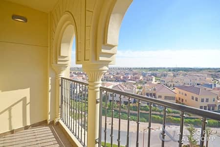 شقة 3 غرف نوم للايجار في عقارات جميرا للجولف، دبي - 3 Bedrooms   Golf Course View   Low Floor