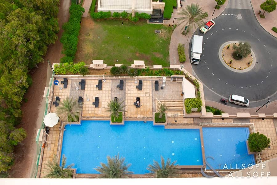22 Exclusive | Two Bed | Full Golf Course View