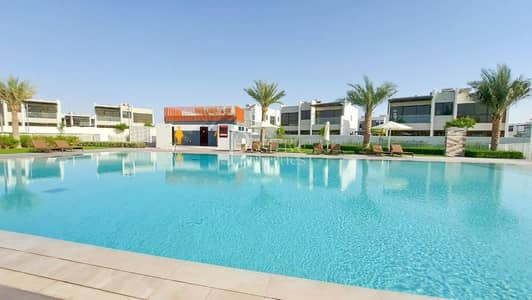 تاون هاوس 3 غرف نوم للبيع في أكويا أكسجين، دبي - Brand New/Middle Unit/Lowest in the market