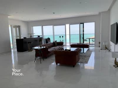 شقة 3 غرف نوم للبيع في جميرا بيتش ريزيدنس، دبي - Luxury Sea View - Private  Beach - High floor