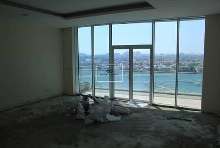شقة 3 غرف نوم للبيع في نخلة جميرا، دبي - Exclusive|High Floor| Full Sea View|Ready for Upgrade