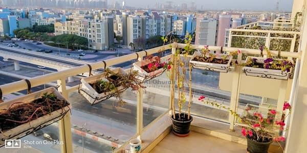 فلیٹ 1 غرفة نوم للايجار في الفرجان، دبي - Chiller FREE| Fully Furnished | Near Metro Station
