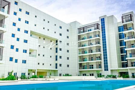 1 Bedroom Apartment for Rent in Masdar City, Abu Dhabi - A Cozy and Fully-furnished Apartment w/ Parking