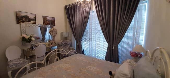 فلیٹ 3 غرف نوم للايجار في مدينة دبي للاستديوهات، دبي - Furnished   Garden view  Studio city Dubai