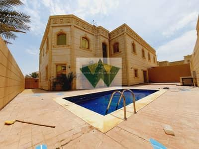 فیلا 5 غرف نوم للايجار في مدينة محمد بن زايد، أبوظبي - Luxurious 5 Bedroom Villa with Private Pool and Driver Room