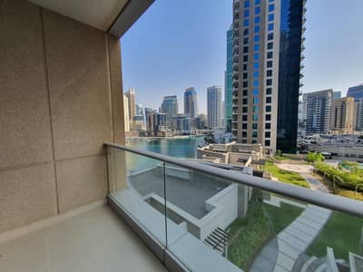 1 Bedroom Apartment for Rent in Dubai Marina, Dubai - Marina View I Fitted Kitchen I Well Maintained