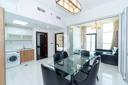 1 Bedroom Apartment for Rent in Al Furjan, Dubai - CHILLER FREE   1BHK FULLY FURNISHED APARTMENT
