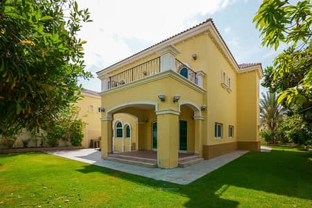 3 Bedroom Villa for Sale in Jumeirah Park, Dubai - Exclusive Listing I Close to community center I Vacant