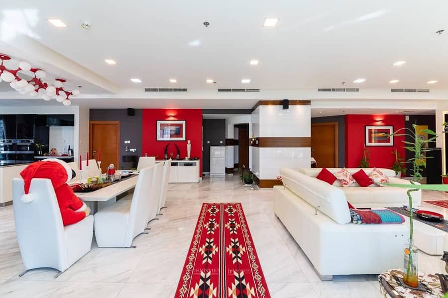 2 Fully Furnished Luxurious Apartment | Marina View