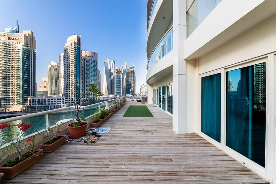 15 Fully Furnished Luxurious Apartment | Marina View