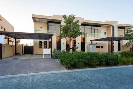 فیلا 3 غرف نوم للبيع في داماك هيلز (أكويا من داماك)، دبي - Near Park With Option Of Combining Two Units