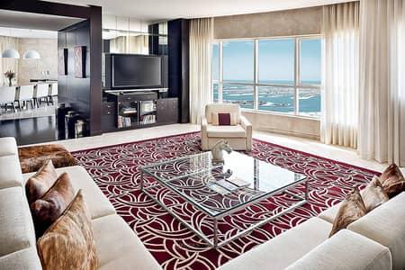 بنتهاوس 3 غرف نوم للايجار في دبي مارينا، دبي - Luxurious and Spacious Penthouse in Marina