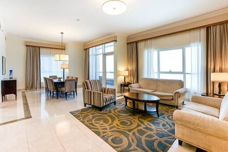 3 Bedroom Flat for Rent in Dubai Marina, Dubai - Luxurious and Spacious 3 bed apartment in Marina