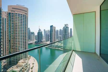 1 Bedroom Flat for Rent in Dubai Marina, Dubai - Amazing 1BR II Marina & Sea view II Brand new