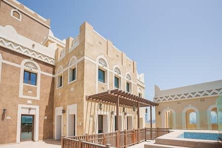 بنتهاوس 3 غرف نوم للبيع في نخلة جميرا، دبي - Genuine Listing |Panoramic view | Private pool