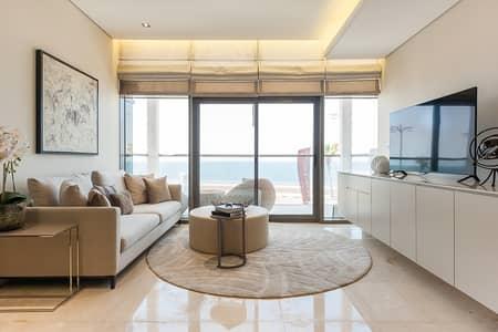 فلیٹ 1 غرفة نوم للبيع في نخلة جميرا، دبي - Luxurious 1Bed on Prestigious Palm | Private Beach