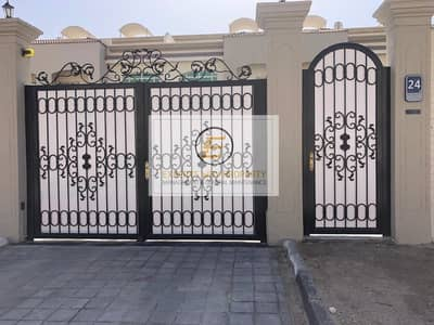 فیلا 5 غرف نوم للايجار في مدينة خليفة أ، أبوظبي - amazing villa 5 bedrooms with private entrance and good finishing