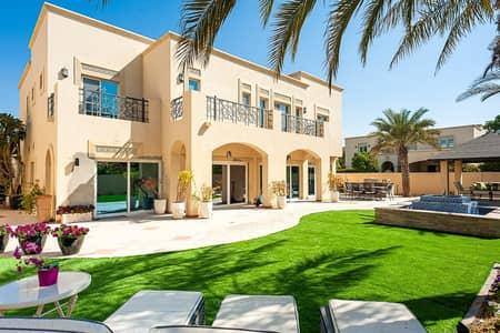 فیلا 5 غرف نوم للبيع في المرابع العربية، دبي - Sophisticatedly Renovated | 5 Bedroom | V O T