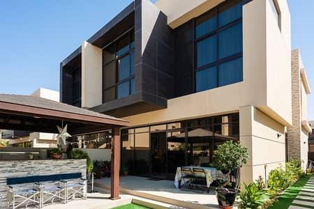 فیلا 4 غرف نوم للبيع في داماك هيلز (أكويا من داماك)، دبي - Fully Furnished By Paramount 4BR Plus Maid