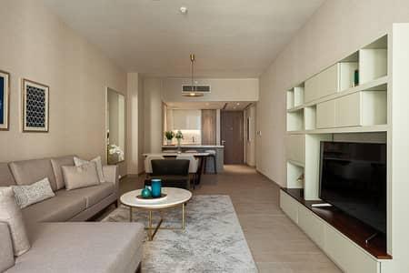 فلیٹ 2 غرفة نوم للايجار في دبي مارينا، دبي - New Luxury 2br + Study & Garden in Marina