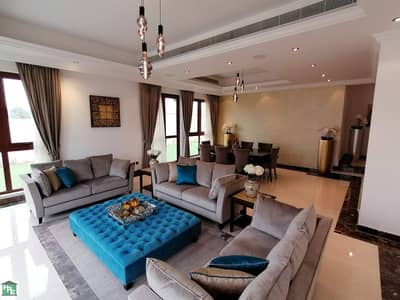فیلا 5 غرف نوم للبيع في عقارات جميرا للجولف، دبي - Large Layout | Furnished  | Rented