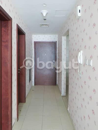فلیٹ 1 غرفة نوم للبيع في الصوان، عجمان - شقة في أبراج عجمان ون الصوان 1 غرف 370000 درهم - 5134283