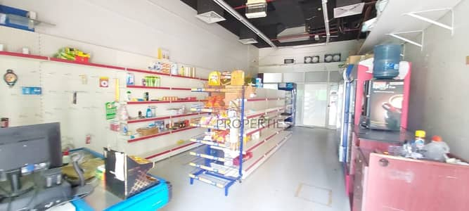 Shop for Rent in Jumeirah Lake Towers (JLT), Dubai - Attractive Monthly ROI || Fitted Shop For MiniMart || No key Money