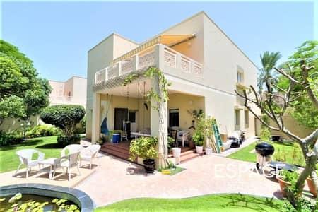 4 Bedroom Villa for Sale in The Meadows, Dubai - Exclusive 4BR | Close to Meadows Village