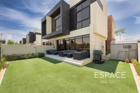 4 Bedroom Villa for Sale in DAMAC Hills (Akoya by DAMAC), Dubai - Park View | Luxury 4 Beds plus Maids