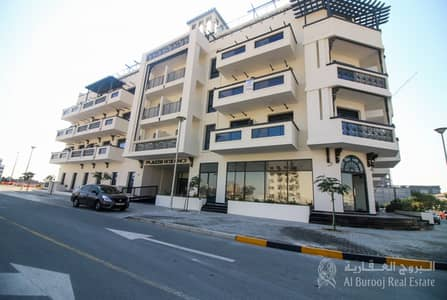 1 Bedroom Apartment for Sale in Jumeirah Village Triangle (JVT), Dubai - Exclusive 1 bedroom 3 side corner with 3 Balconies