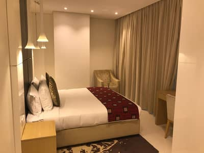 1 Bedroom Flat for Rent in Business Bay, Dubai - Fully furnished 1 B/R for rent in Business Bay